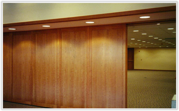 . Operable Partitions   Hudson Building Systems